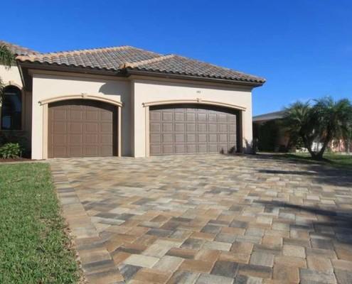 brick paver driveways, pool decks, patios | paver cleaning and repair